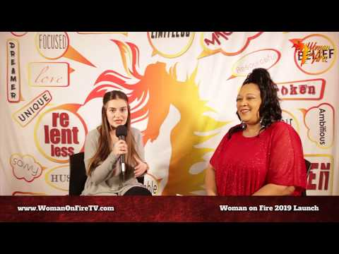 WOF TV Season 2019 - Show #1: Woman On Fire 2019 Launch