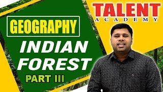 Kerala PSC Indian Geography Questions | Forests 3