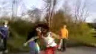 street fight damien vs john