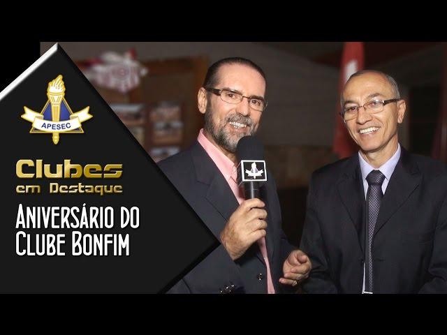 Clubes em Destaque 12-05-2015 Festa de aniversário de 93 anos do Clube Bonfim de Campinas.