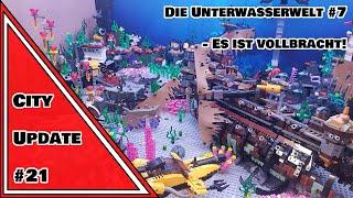 ES IST VOLLBRACHT! | LEGO® City Update #21 - Special Unterwasserwelt (7)