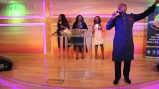 Dayo Bello Praise & Worship   Kingsborough