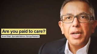 Are you paid to care?