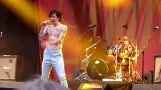 The DARKNESS - Get Your Hands Off My Woman live in Copenhagen 20 June 2015