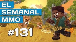 El Semanal MMO 131 - Hytale el nuevo Minecraft | PlanetSide Arena | Blizzard abandona HotS