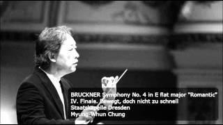 """Bruckner Symphony No. 4 """"Romantic"""" - 4 movement (audio)"""