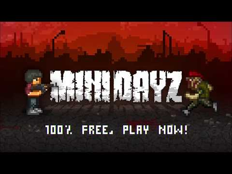 Mini-DAYZ---Survival-Game-Video