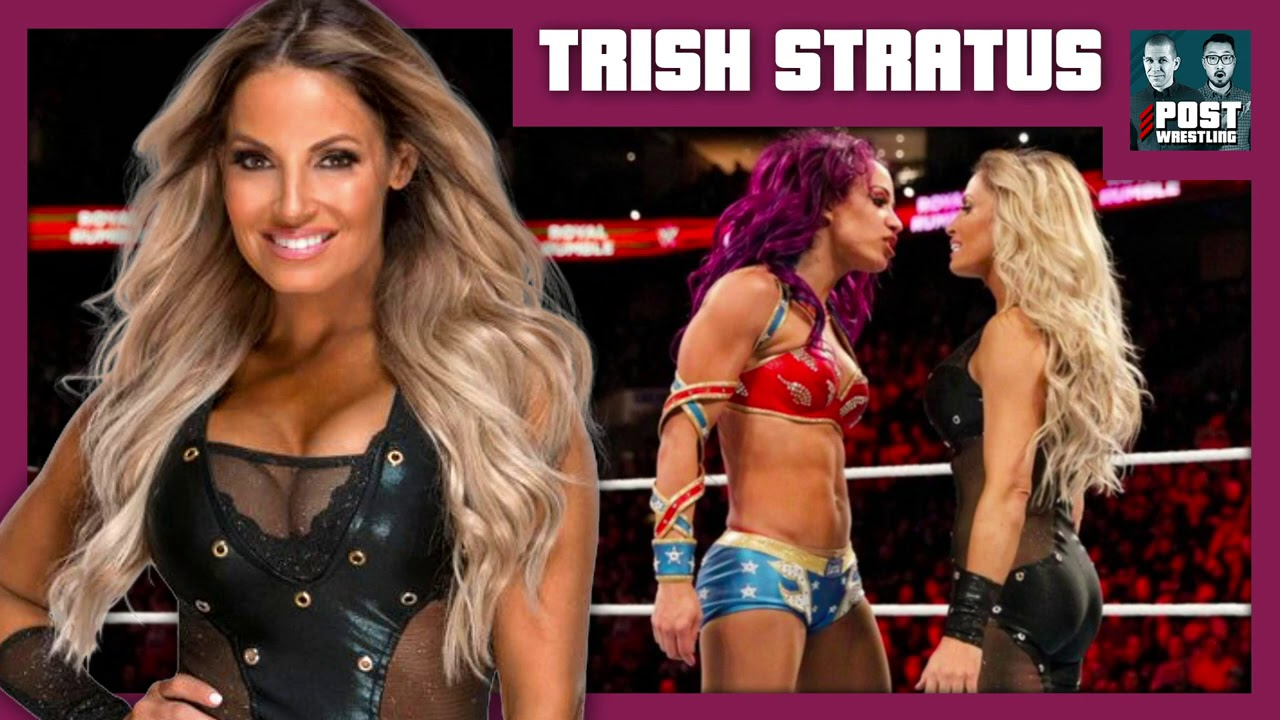 POST Interview: Trish Stratus has