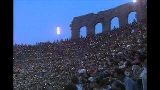 NABUCCO - Bruson, Dimitrova, Baglioni, Garaventa  - Arena di Verona, 1981 - English Subtitles