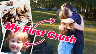 I Asked Out My First Crush