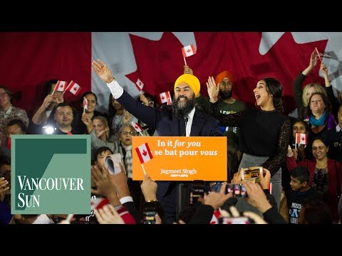 Can Jagmeet Singh channel Tommy Douglas to shape minority government?   Vancouver Sun