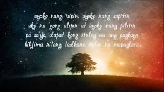 Sana 'Di Na Lang lyrics by Dello