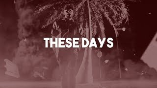 (FREE) These Days - Drake Ft. Bryson Tiller Type Beat