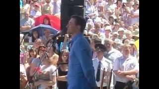 """Сергей Безруков, Сергей Безруков в """"Тарханах"""" (2014)"""