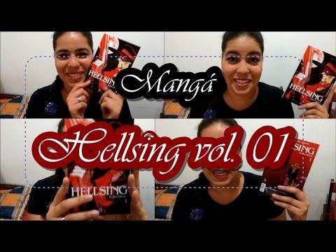 Resenha do Mangá Hellsing Vol. 1
