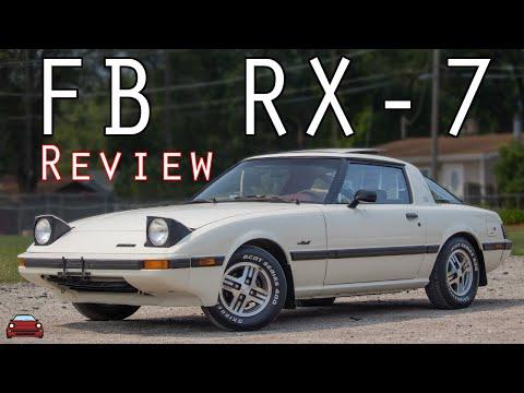 1982 Mazda Rx-7 Review - A 44,000 Mile Survivor!