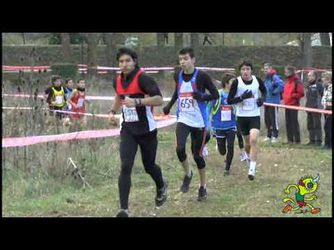 Cross NAcional Hiru Herri 2012  Cadete MAsculino