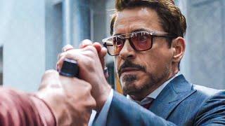 CAPTAIN AMERICA 3: CIVIL WAR - Iron Man vs. Winter Soldier Fight Scene (2016) Movie Clip