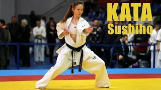 Kata Sushiho / Ката Сушихо - Маргарита Суворова победительница Кубка России 2016 по киокушинкай