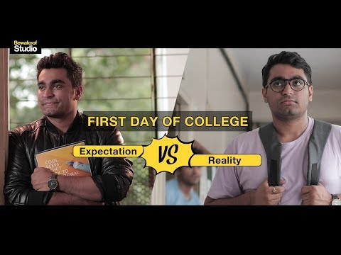 College First Day