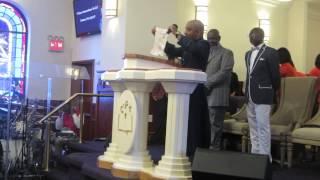 preview picture of video 'Elder David Hollis 8/31/14 AM (Pt 2) - Christ Pentecostal Temple, Inc.'