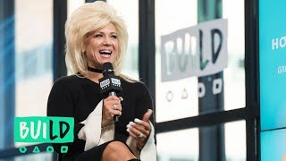 "Theresa Caputo Discusses ""Long Island Medium"" And Her Book, ""Good Grief: Heal Your Soul, Honor Your"