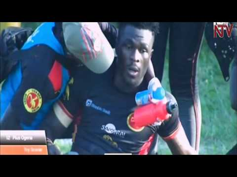 Uganda Rugby 15s team register second victory in the Africa Gold Cup