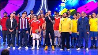 КВН 2018 Высшая лига Четвертая 1/8 (07.04.2018) ИГРА ЦЕЛИКОМ Full HD