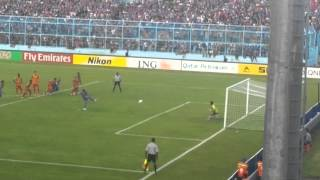 Arema 1  0 Selangor FA AFC CUP 2013/14