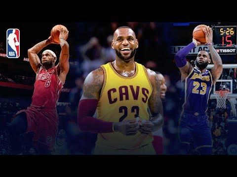 db3b6a5ff22 Google News - LeBron James passes Michael Jordan on NBA s all-time ...