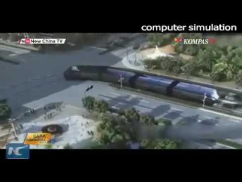 Video Cara mengatasi kemacetan
