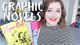Graphic Novel Reviews   Take It As A Compliment, Paper Girls & More   Booksandquills.