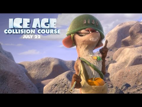 Ice Age: Collision Course (Featurette 'Buck Starts Here')