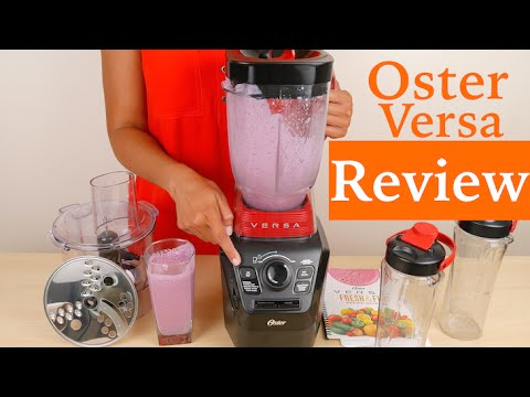 Oster BLSTVB-103-000 Versa 1100-watt Professional Performance Blender Review