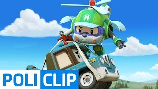 Can I be rescued safely? | Robocar Poli Rescue Clips