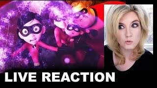 The Incredibles 2 Trailer REACTION