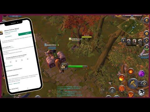 Albion Online Android iOS   gameplay #1   deutsch german