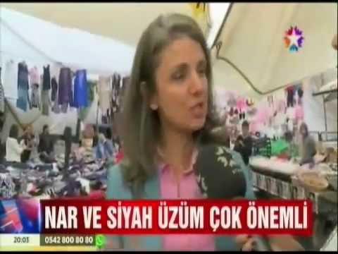 Soğuk Havalarda Beslenme Önerileri - Nil Şahin Gürhan - Star TV
