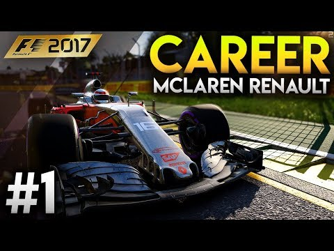 f1 2017 mclaren renault career mode codemasters forums. Black Bedroom Furniture Sets. Home Design Ideas