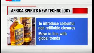 Business Today - 22nd March 2018: Africa Spirits Limited announces new technology for its products
