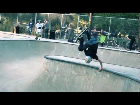 Skateboarding Competition: Grind for Ray @ Greenfield Lake