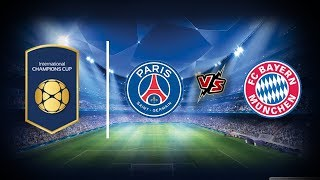 Hasil Pertandingan ICC 2018, Bayern Munchen vs Paris Saint-Germain