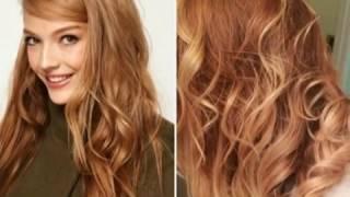 Модні кольори та техніки фарбування волосся