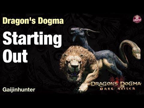 Dragon's Dogma Dark Arisen: Starting Out