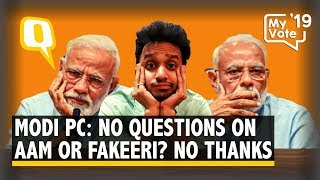 Would Modi Ji Have Taken Questions at Press Conference If Akshay Kumar Had Asked Them? | The Quint