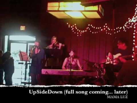 MAMA LUZ UpSideDown @ Red Light Cafe