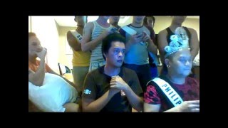 Filipino Heart Attack - MISS UNIVERSE 2015 REACTION with ENGLISH SUB