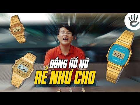 TOP 3 Mẫu Đồng Hồ Casio Gold Giá Rẻ Dành Cho Nữ Đang Gây Sốt Hiện Nay