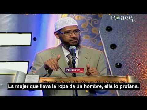 Un No Musulmán Hace La Pregunta Sobre Burka--Por Zakir Naik