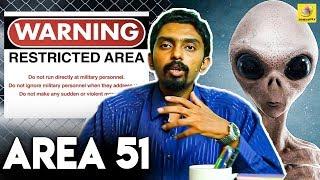 Aliens உடன் பேசும் அமெரிக்கா அதிகாரிகள்! : Dr.Kabilan Interview on Area 51 | Storm September 20
